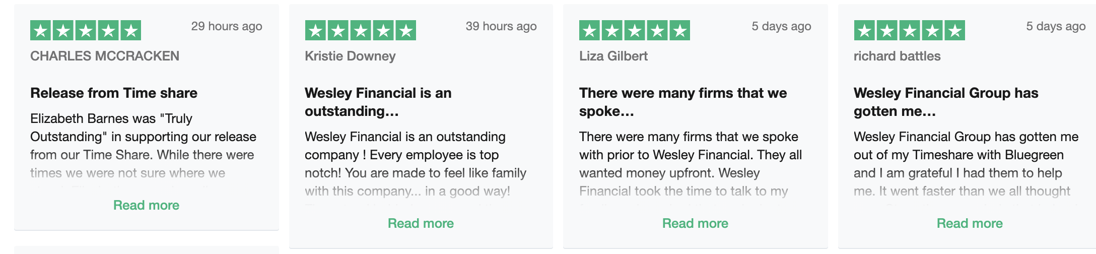 Wesley Financial Group Reviews