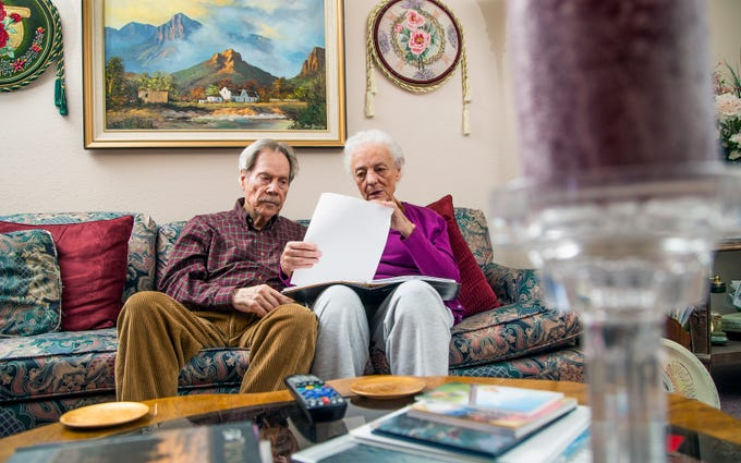 90 year old couple sold $150,000 Diamond Resorts Timeshare