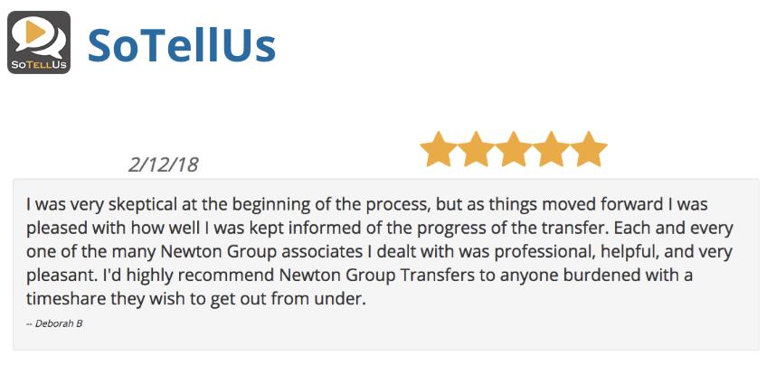 newton group transfers reviews